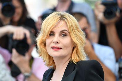 Emmanuelle Seigner à Cannes en 2017