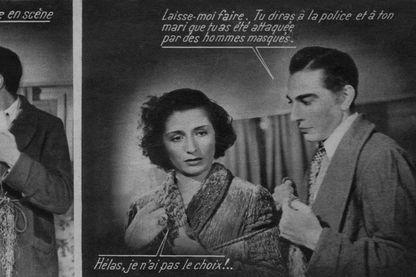 Extrait de  'Nous Deux' , 1951