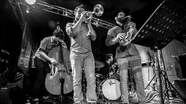 L'actualité du jazz : Lande, quatre garçons dans la caverne