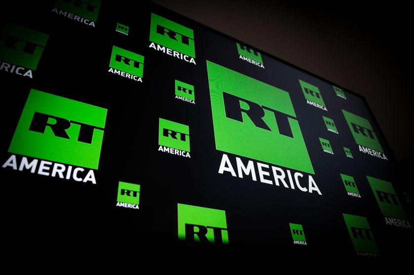 Le Logo de Russia Today.