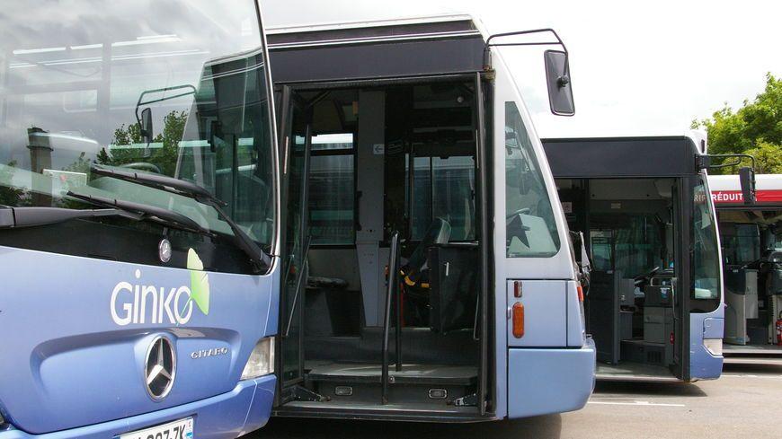 Les bus Ginko - Trandev