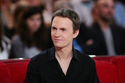 Alexandre Tharaud en 2012 à Paris