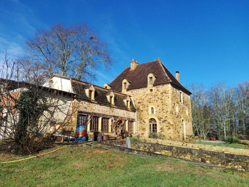 Le futur centre d'accueil à Bouillac.