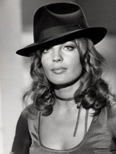 """Romy Schneider, dans """"Max et les Ferrailleurs"""", film franco-italien réalisé par Claude Sautet, sorti en 1971."""