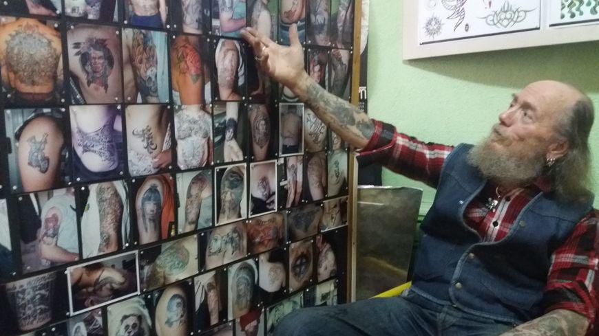 Jacky Tatouage johnny hallyday : quand l'aura d'une star se mesure chez un tatoueur