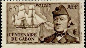 Louis-Edouard-Bouet-Willaumez, un brestois fondateur de Libreville