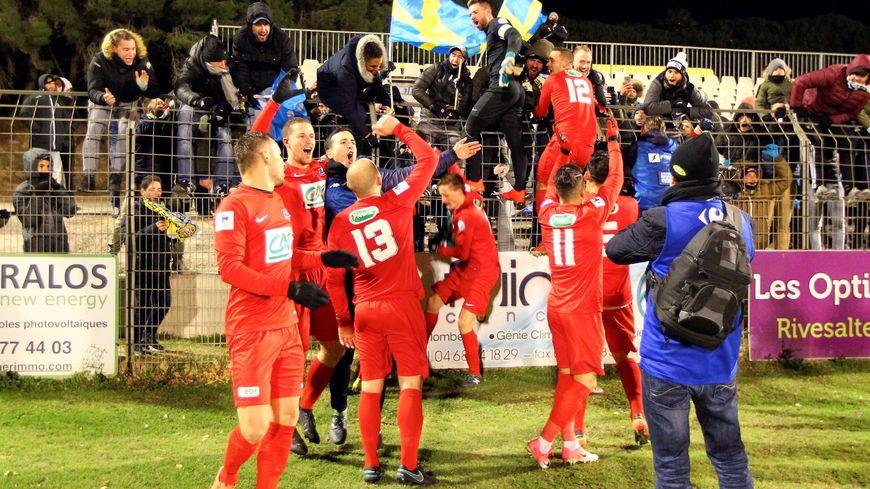 L'équipe de Canet s'est imposée face à Ajaccio 2 à 0.