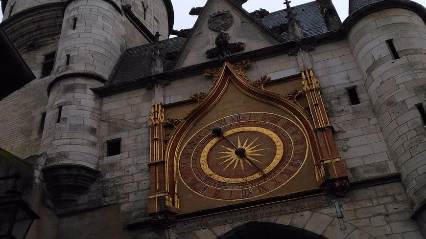 La Tour de l'Horloge date de 1483