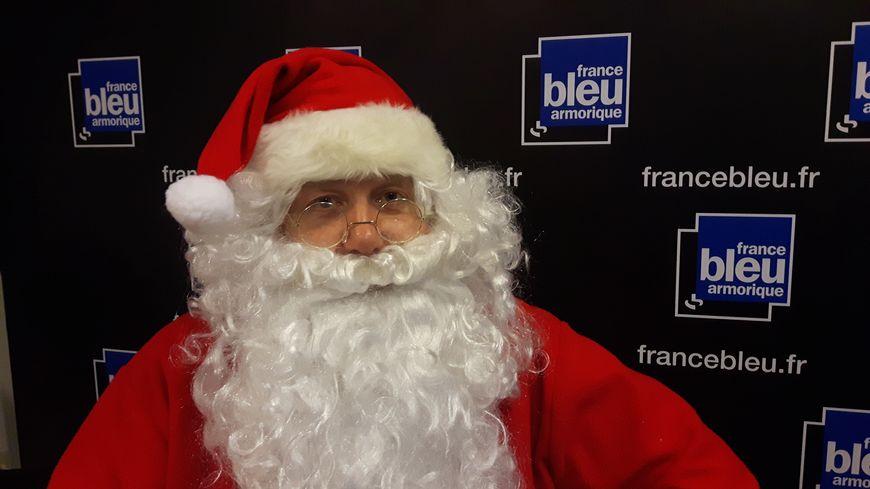 Hervé, Père Noël depuis une quinzaine d'années