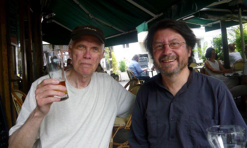 Ron Padgett et Christian Rosset