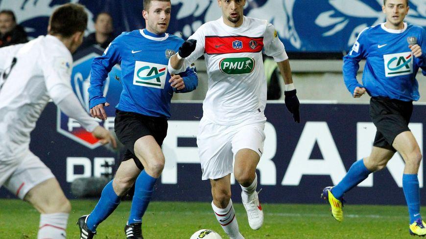 Le 20 janvier 2012, les amateurs du Sablé FC affrontaient le Paris Saint Germain au MMArena. Un souvenir inoubliable pour les joueurs saboliens malgré l'élimination 4 à 0