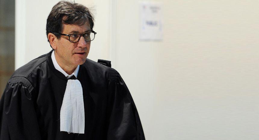 Maître Didier Seban, avocat d'Éric Mouzin