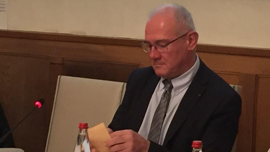 Jean Francois Irigoyen nouveau maire de St Jean De Luz