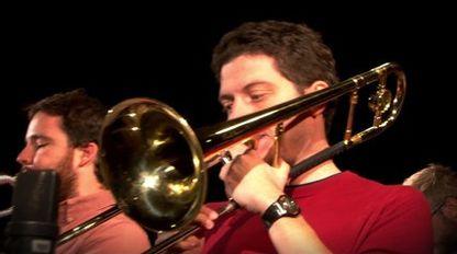 """""""Fossiles"""" extrait du Carnaval Jazz des Animaux (The Amazing Keystone Big Band)"""