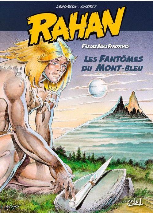 Rahan, les Fantômes du Mont-Bleu