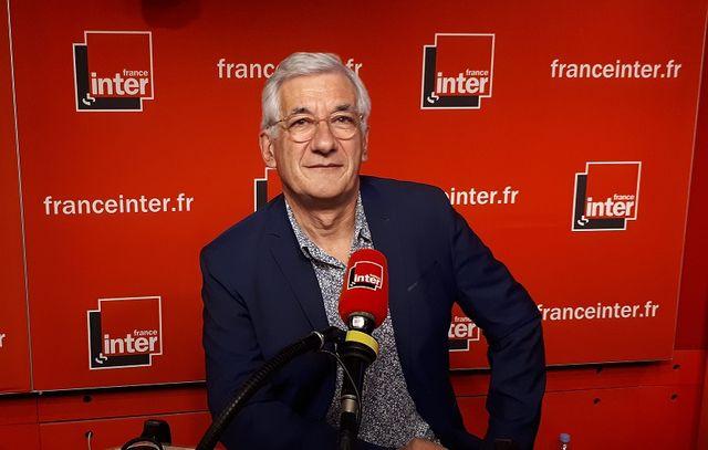 Pascal Manoukian, ancien reporter de guerre et ancien directeur de l'agence Capa.