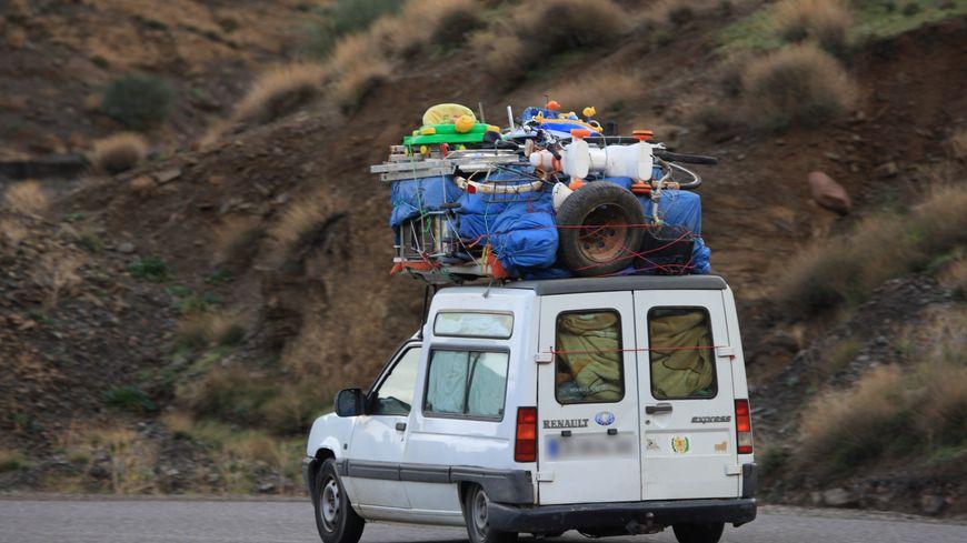 Le conducteur allait prendre le bateau à Sète en direction du Maghreb