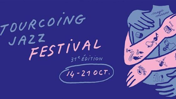 Affiche Tourcoing Jazz Festival