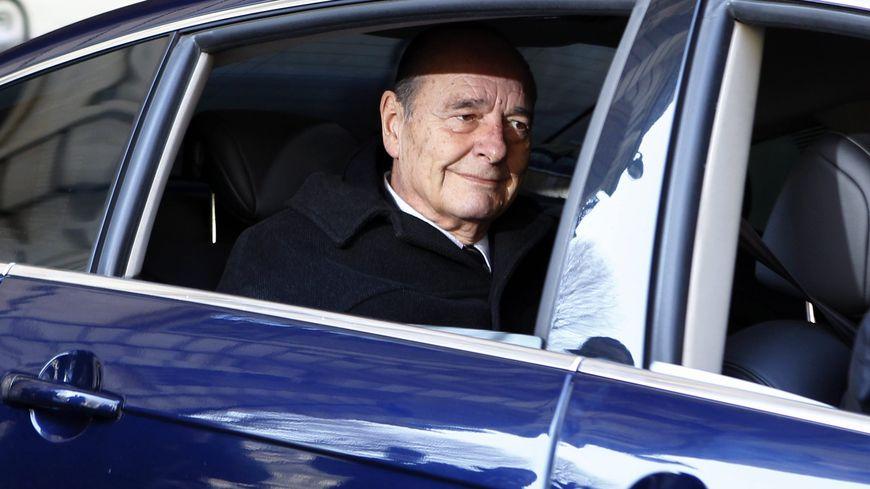 Jacques Chirac en 2011