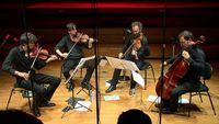 Frédéric Pattar | Quatuor à cordes n°2 par le Quatuor Bela