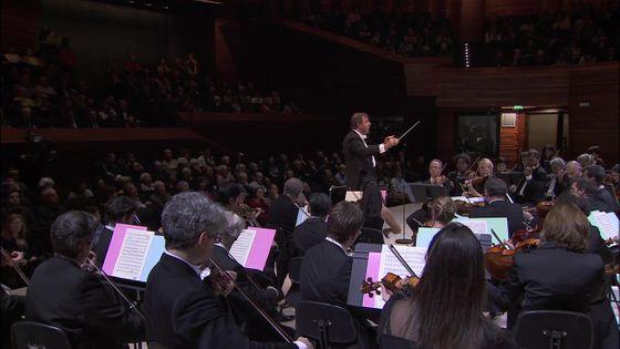Daniele Gatti dirige l'Orchestre national de France dans Beethoven et Bartok