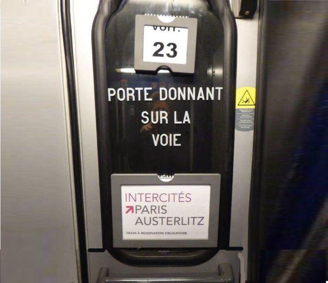 Le taux de remplissage des trains de nuit entre Paris et Nice est de plus de 60%