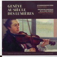 Sonate pour violon et basse continue en Si bémol Maj op 3 : Adagio