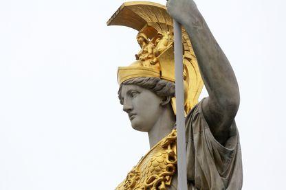 Statue de la déesse Athéna