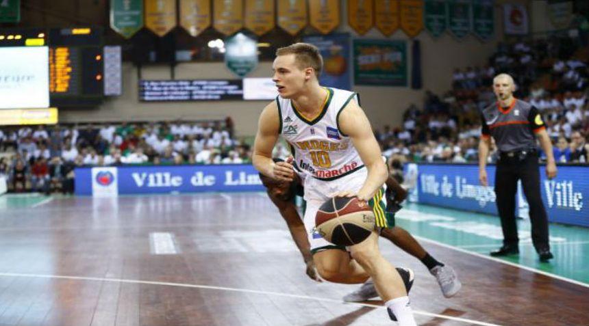 Eurocup Limoges:Vilnius