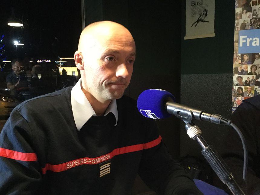 Lieutenant-Colonel Jean-Michel NOUAILLE, Services Médicaux du SDIS 23