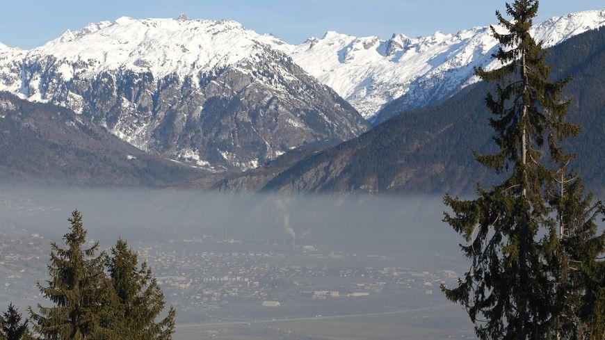 Selon une étude indépendante, il y a des métaux lourds dans l'air de la vallée de l'Arve