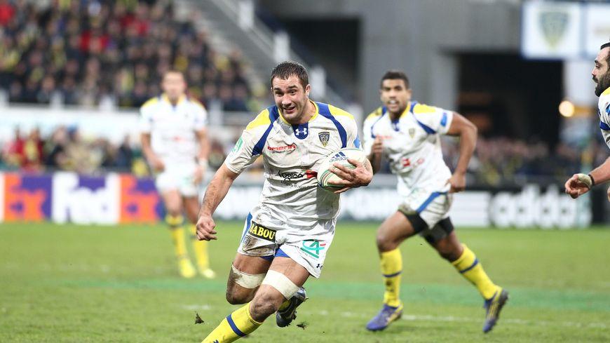 Le clermontois Alexandre Lapandry rejoint l'équipe de France de rugby