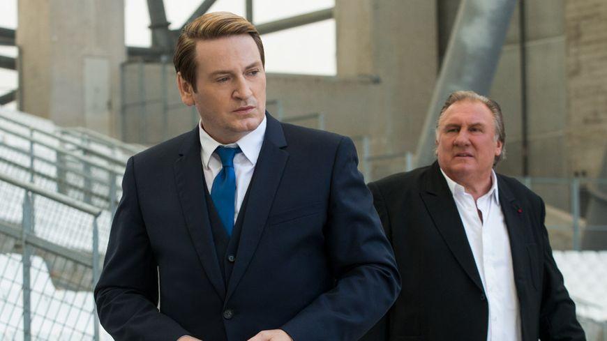 Gérard Depardieu et Benpît Magimel sont à nouveau les deux protagonistes de la série Marseille