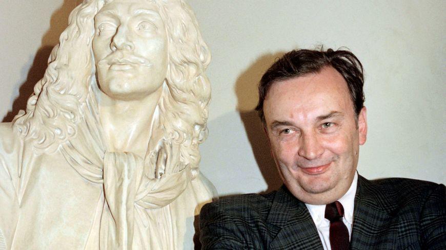 Disparition de Jacques Lassalle, ici en 1990 aux côtés de Molière