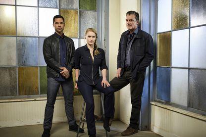 Gone saison 1 avec Danny Pino, Leven Rambin, et Chris Noth, une coproduction TF1 et Universal