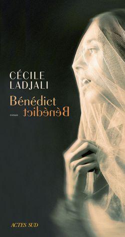 Couverture Bénédict - Cécile Ladjali