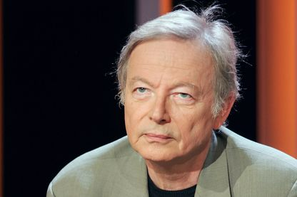 Paul Otchakovsky-Laurens, éditeur, et fondateur de la maison d'édition P.O.L, le 7 juin 2005