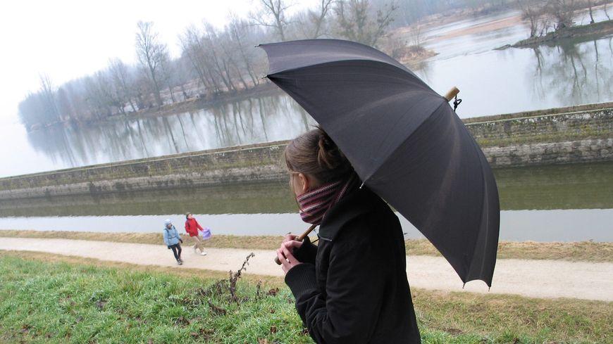 L'indispensable parapluie depuis deux mois