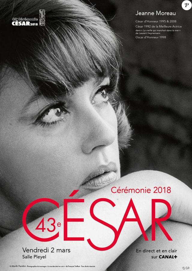 L'affiche des César