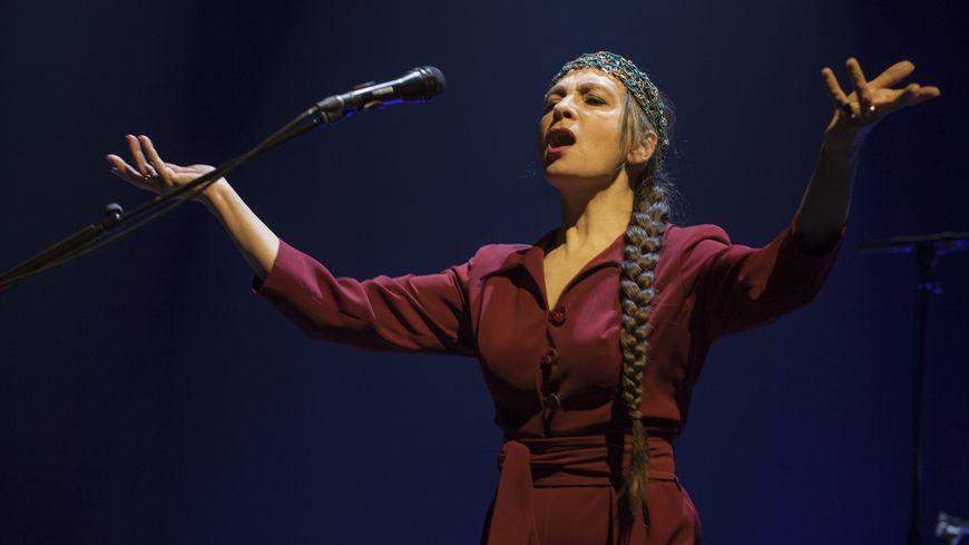 Catherine Ringer se produira sur la scène du Brive Festival le 23 juillet 2018, pour le concert de clôture