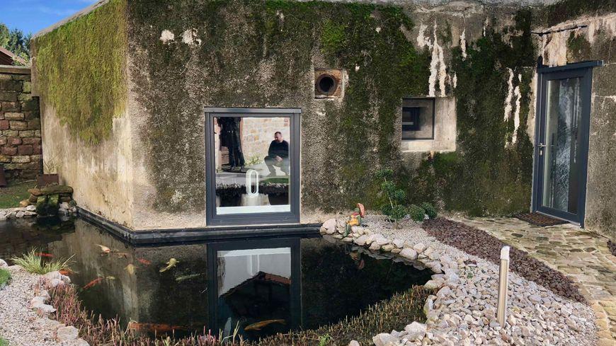 Rott, Le bunker luxe et volupté.