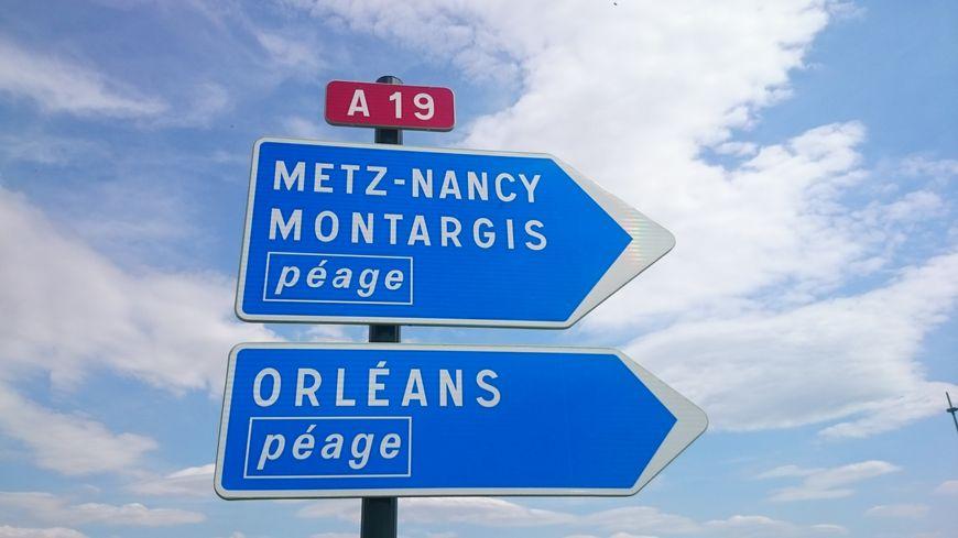Avec 3,1% de hausse moyenne des tarifs de péage, l'A19 gérée par la société Arcour (Vinci autoroutes) enregistre un nouveau record de prix.
