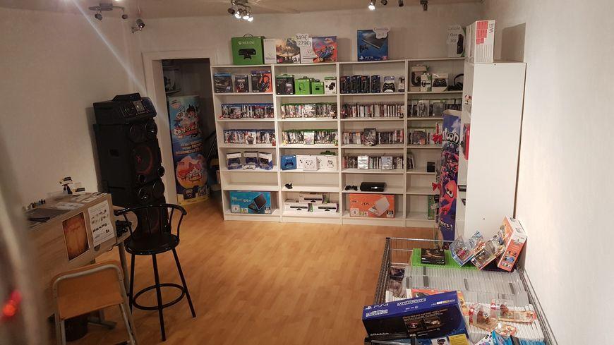 Boutique d'Hervé Villegas à Hagetmau : Gaming X Sud.