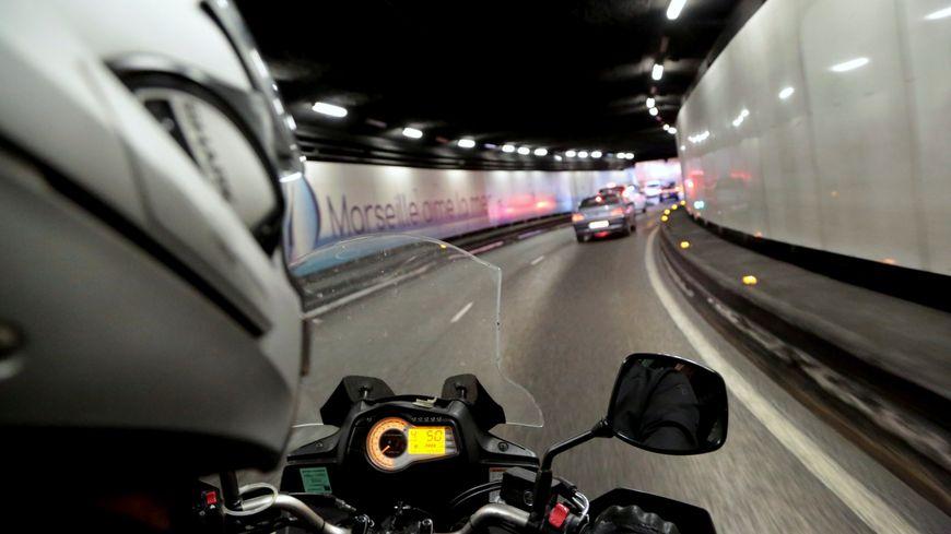 Le tunnel Prado-Carénage à Marseille (photo d'illustration)
