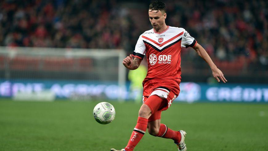 Anthony Le Tallec, sous les couleurs de Valenciennes