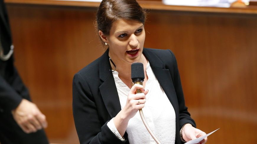 Marlène Schiappa en janvier 2018