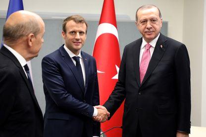 Recep Erdogan, le président turc, sera reçu demain à l'Elysée