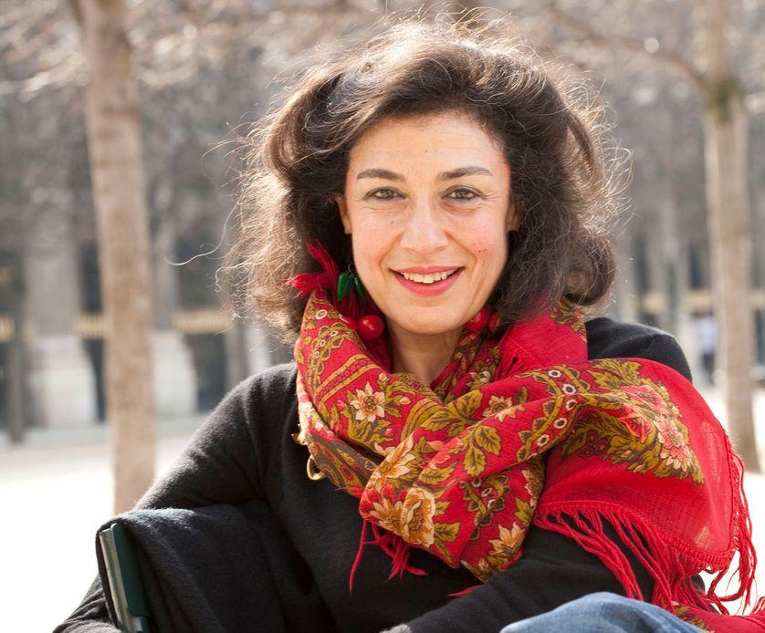 L'éditrice Viviane Hamy en 2010