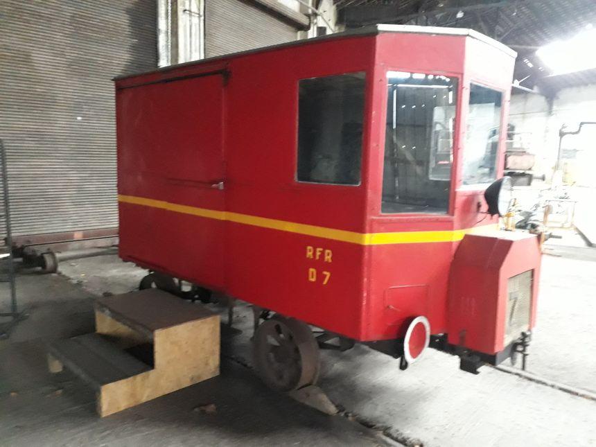 Stéphane Bern au secours de la Rotonde Ferroviaire de Montabon 860_20180115_114904
