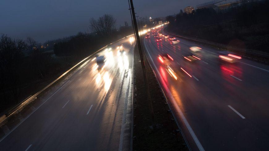 Le véhicule a roulé plus d'une demi-heure à contre-sens sur l'A85, dimanche soir, en Indre-et-Loire